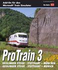 ProTrain Vol. 3 - Geislinger Steige Stuttgart-München (PC, 2003, Eurobox)