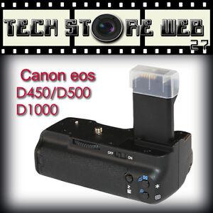 MEIKE-MK-500D-Battery-Grip-per-CANON-EOS-450D-500D-1000D-BG-E5-LP-E5