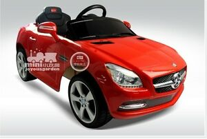 BENZ-SLK-Baby-039-s-Electric-Remote-Control-Car-Baby-039-s-Motor-driven-Seating-Car-1pc