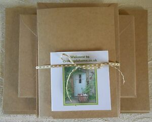 50-A6-C6-Blank-Recycled-Kraft-Cards-and-Envelopes-Natural