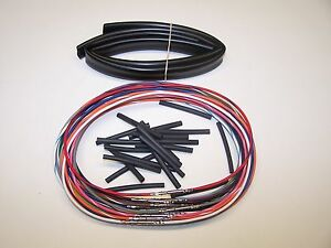 Harley-14-034-wiring-extension-handlebar-24-wire-96-06-switch-kit-RADIO-CRUISE-CB