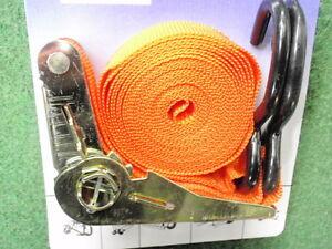 SPANNGURT-RATSCHE-2-5cm-x-4-0m-orange-19850