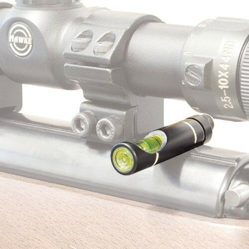 Hawke Bubble Level for Scope Rifle Gun Target or Hunting - Universal or Weaver