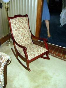 ... -chair-STATESVILLE-NC-Chair-Co-Mahogany-Rocking-Chair-parlor-chair