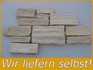 Bruchstein Wandverkleidung 5m naturstein bruchstein verblender wandverkleidung wand creme
