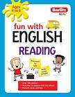 Berlitz Language: Fun with English: Reading (4-6 Years) by Berlitz Publishing Company (Paperback, 2013)