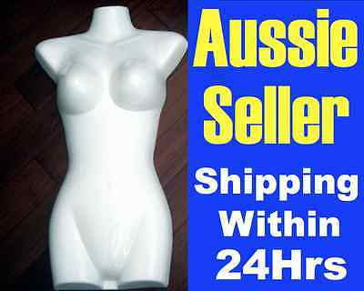 NEW MANNEQUIN Display TORSO Female GLOSSY WHIppool
