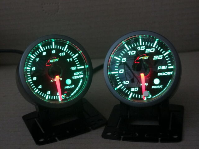 -=Turbo boost gauge=-  Suit PJ PK Ford Ranger 2006-2011 RHS only