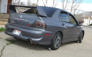Mitsubishi Lancer Evo Ix Custom Rally Racing Car