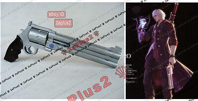 Nero Blue Rose DMC Devil May Cry Cosplay Gun