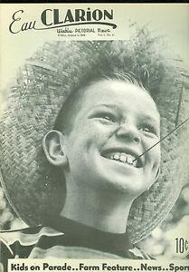 Eau-Claire-Wis-Eau-Clarion-Aug-4-1950-Jack-Johannes-Farm-Pet-amp-Doll-Parade