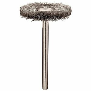 New-Pack-of-12-3-4-034-Steel-Wire-Wheel-Brushes-SMS69-US-FAST-FREE-SHIPPING