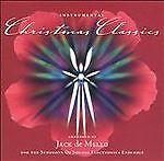 Christmas Classics Jack de Mello Instrumental Hawaiian Music CD promo punch upc
