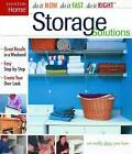 Storage Solutions by Taunton Press Inc (Paperback, 2004)