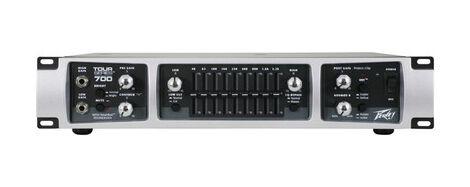 peavey tour series 700 bass head 700 watt guitar amp for sale online ebay. Black Bedroom Furniture Sets. Home Design Ideas