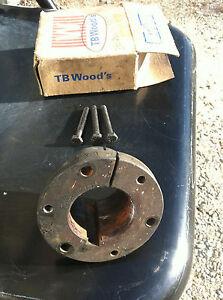 "TB Woods SDX1 5/8 SG Bushing 1-5/8"" Bore SD158"