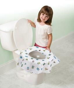 Summer Infant Potty Protectors Toilet Seat Liners 10 pk