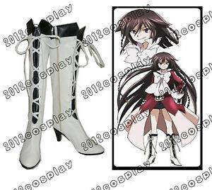 Pandora-039-s-Hearts-Alice-Cosplay-Boots-Shoes-Custom-Made