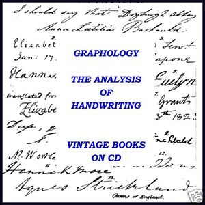 Handwriting analysis information