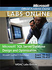 Exam 70-443 & 70-450: MOAC Labs Online by Microsoft Official Academic Course (Paperback, 2011)