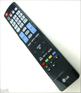 LG AKB73275675 REMOTE CONTROL HD TV 55LB5800 42LB5800 3