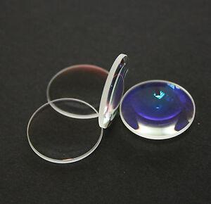 25-4mm-Diameter-x-150mm-Focal-Length-Plano-Convex-Lens-Near-IR-AR-Coating