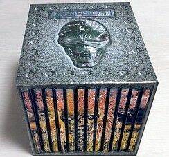 Iron-Maiden-15CD-BOXSET-New-And-Sealed
