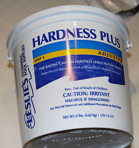 Leslie 39 S Hardness Plus Adjuster To Raise Calcium Hardness Levels In Pool Water Ebay