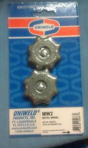 UNIWELD, Metal Wheel Handle Kit, For the 2 Valve Manifold, #MW2