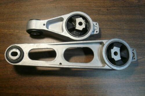 FR Upper /& Lower Mounts 2PCS for 00-05 Dodge Neon 2.0L,Chrysler PT Cruiser 01-09