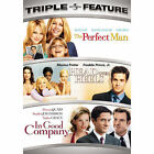 The Perfect Man/Head Over Heels/In Good Company (DVD, 2007, 2-Disc Set)