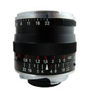 ZEISS Biogon T 35mm f/2 ZM Lens For Leica (Silver)
