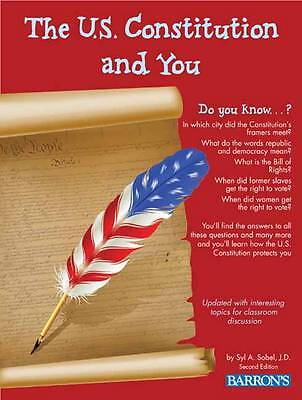 The U.S. Constitution and You by Syl Sobel (Paperback, 2012)