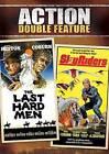 The Last Hard Men/Sky Riders (DVD, 2012)