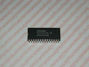 TC51832PL-10-TC51832PL-TC51832-51832-Toshiba-Static-RAM