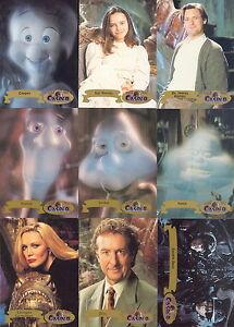 casper movie. image is loading casper-the-movie-1995-fleer-complete-base-card- casper movie k