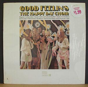 The-Happy-Day-Youth-Choir-1969-Dunhill-Lp-Good-Feelin-039-s