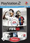 FIFA 08 (Sony PlayStation 2, 2008, DVD-Box)
