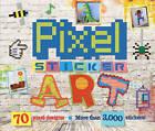 Pixel Sticker Art by Matthew Kelly (Paperback, 2013)