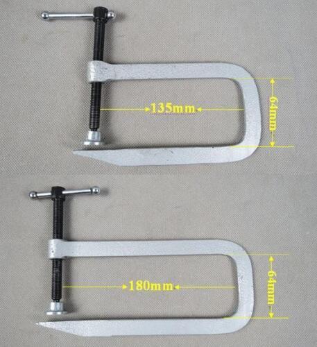 2pcs dissimilar size Guitar-bar clamps,guitar maker tool