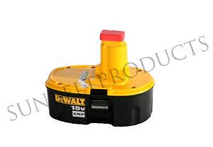 1-New-Dewalt-DC9096-18V-18-Volt-NiCd-Battery-for-ALL-18V-Dewalt-Tools