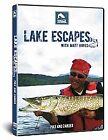 Matt Hayes Lake Escapes - Pike And Zander (DVD, 2012)