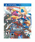 BlazBlue: Continuum Shift Extend (Sony PlayStation Vita, 2012)