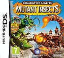 Combat of Giants: Mutant Insects (Nintendo DS, 2010) - European Version