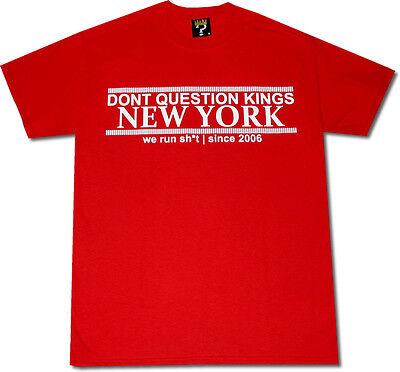 DQK NEW YORK TSHIRT TITS NY DEEP 10 CROOKS AND THE ROCKSMITH CASTLES HUNDREDS LA