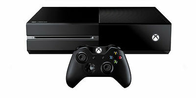 Microsoft Xbox One 500GB Black Console