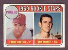 1969 Topps Phillies Rookies #454 Baseball Card