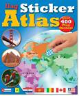 Flag Sticker Atlas by Chez Picthall (Paperback, 2012)