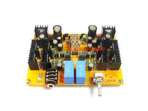 Assembled-HV4-Headphone-amplifier-board-base-on-Lehmann-amp-circuit-New-design