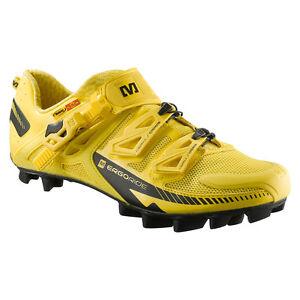 Mavic-Fury-mountain-MTB-bike-cycling-bicycle-shoe-11-5-new-yellow